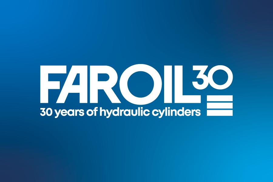 Faroil logo 30 anni