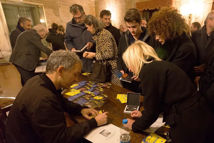 Una foto dell'evento di chiusura del Mantova Jazz Festival