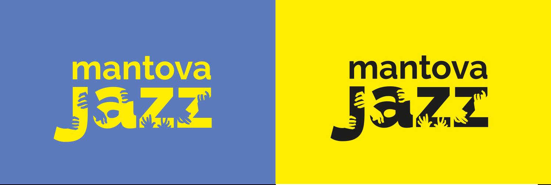 Varianti colore per il logo Mantova Jazz