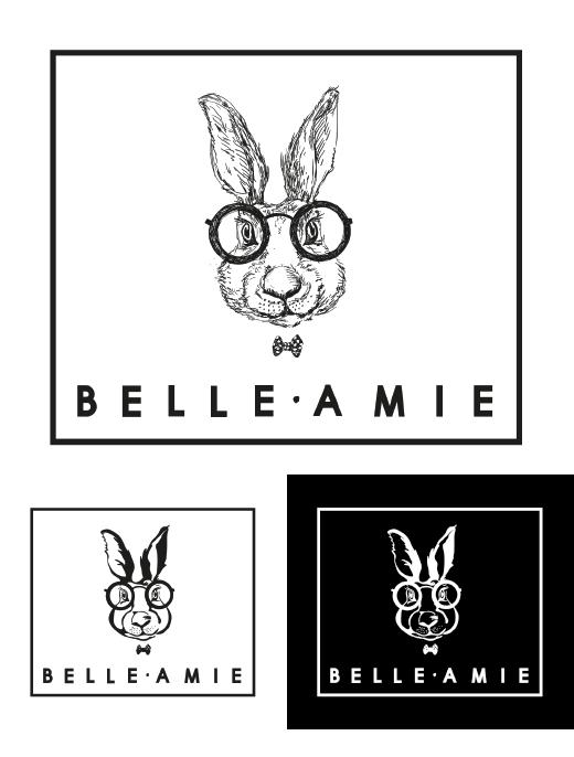 belle amie logo