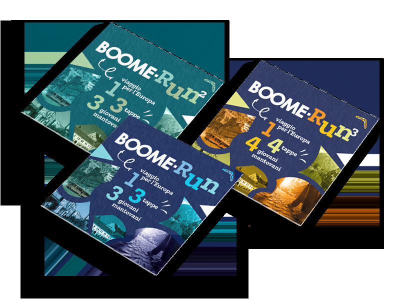 copertine pieghevoli boome-run