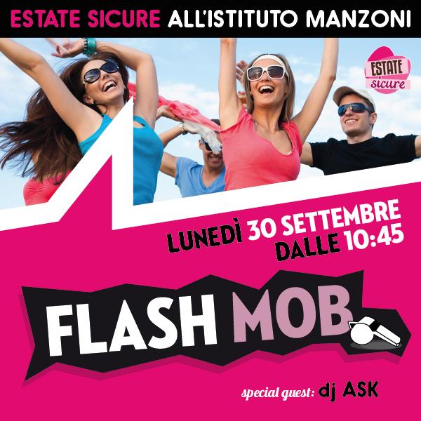 Richiamo all'evento Flash Mob