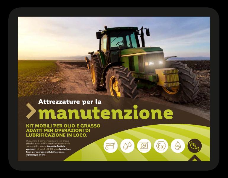 Agricoltura manutenzione